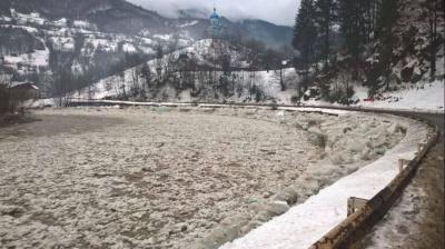 Рятувальники попереджають про підвищення рівнів води на річках