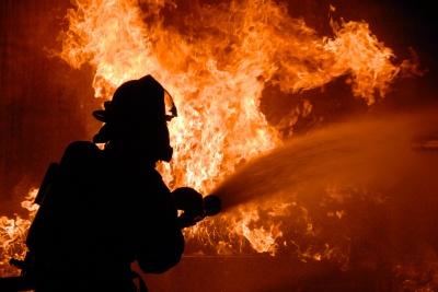 У Чернівцях ДСНС врятувала чоловіка у пожежі, що виникла в його квартирі