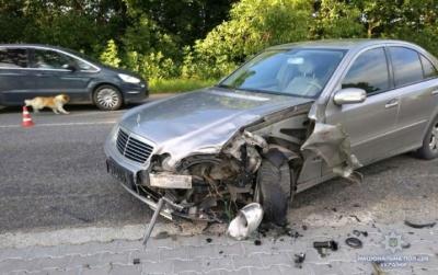 На Буковині засудили водія «Мерседеса», через якого в ДТП загинув мотоцикліст