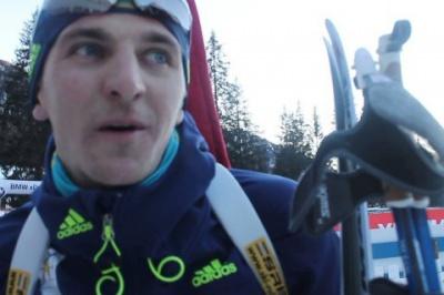 Капітан українських біатлоністів обурився через погану підготовку лиж