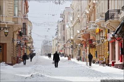 В Черновцах на уборку главной пешеходной улицы города потратят 2 млн грн