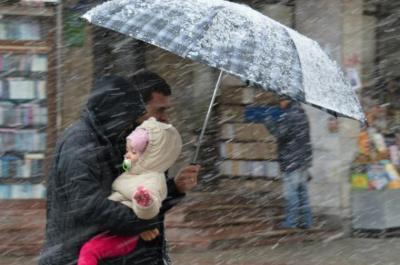 Буковинців попередили про значне погіршення погодних умов