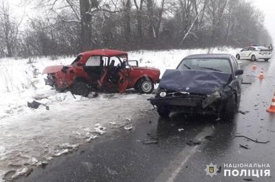 У ДТП на трасі «Житомир–Чернівці» постраждали четверо людей, серед них - дитина