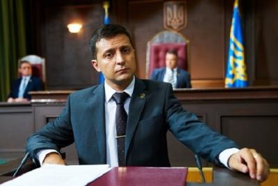 Шоумен Зеленский сказал, будет ли баллотироваться в президенты