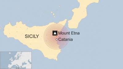 На півдні Італії стався землетрус