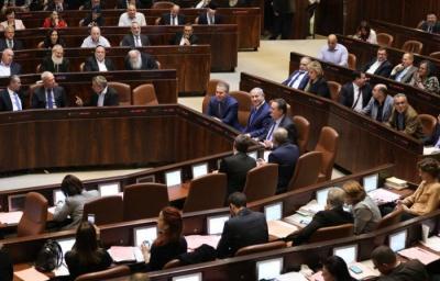 В Ізраїлі саморозпустився парламент