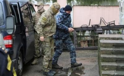 Усі захоплені РФ у Чорному морі українські моряки заявили, що вони полонені
