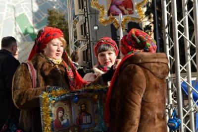 У Чернівцях вп'яте відбудеться фестиваль «Майданівська колядка»