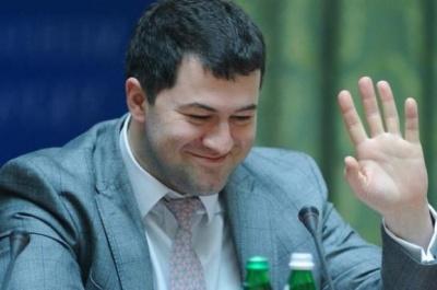 Насіров заявив, що він легітимний голова ДФС