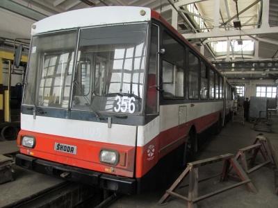 Чернівці в новому році планують купити 30 «вживаних» тролейбусів з Європи, – Продан