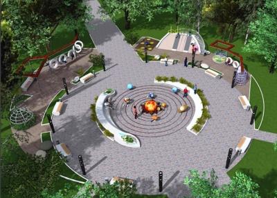 У Чернівцях може з'явитися сквер імені Каденюка з тенісним кортом - фото