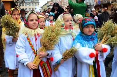 Як святкували Новий рік у давнину