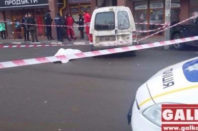 СМИ: В Ивано-Франковске застрелили криминального авторитета