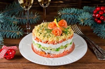 Що приготувати на Новий рік. 5 рецептів салатів