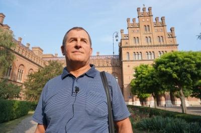 68-річний студент з Чернівців увійшов у трійку тих, що найкраще здали сесію
