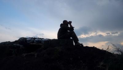 Бойовики обстріляли українські позиції під Гнутовим і Новотошківським. Загинув боєць ЗСУ