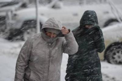 У найближчі дні очікуються снігопади та хуртовини