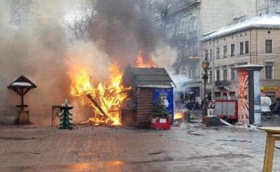 У Львові помер один з постраждалих від вибуху на різдвяному ярмарку