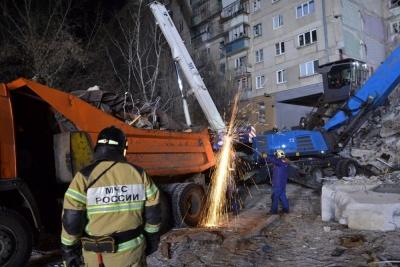 У Магнітогорську кількість загиблих від вибуху будинку збільшилася до 18 осіб