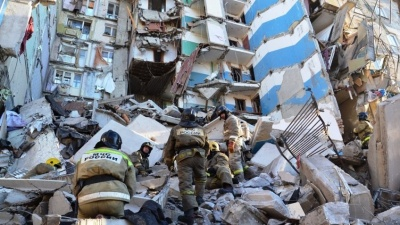 У Магнітогорську кількість загиблих внаслідок обвалу будинку зросла до 39 осіб