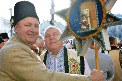 У Чернівці на фестиваль «Майданівська коляда» приїдуть колективи з багатьох областей України