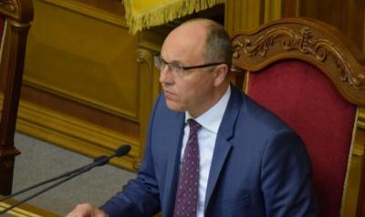 Парубій внесе до Ради законпроект про перехід з УПЦ МП в помісну церкву