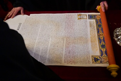 Як відбувалося підписання Томосу - фото