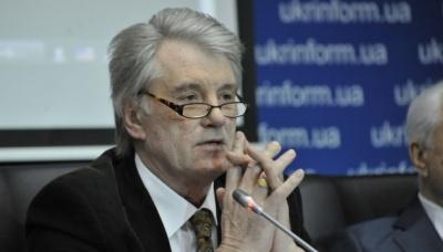 Ющенко розповів, як Тимошенко перешкоджала наданню Томосу