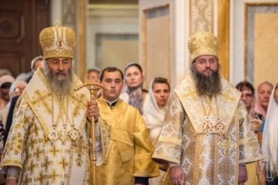 В УПЦ МП кажуть, що не проводитимуть богослужінь із ПЦУ
