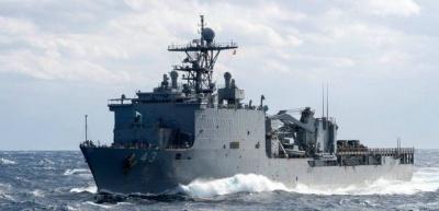 У Чорне море прямує американський військовий корабель