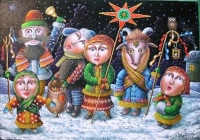 20 найвідоміших колядок на Різдво