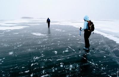 Рятувальники попереджають про небезпеку лавин і тонкої криги