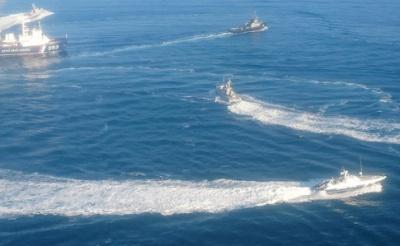 Україна подала позов до ЄСПЛ щодо захоплення Росією моряків у Чорному морі