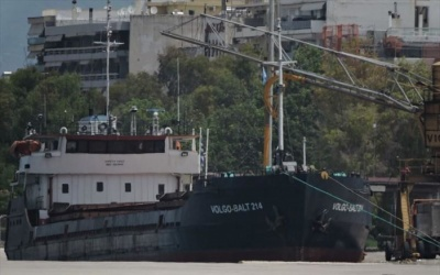 Вантажне судно, що затонуло біля берегів Туреччини, могло везти вугілля з ОРДЛО
