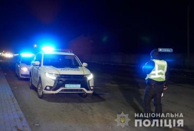 За перший тиждень нового року поліція Буковини виявила 79 п'яних водіїв