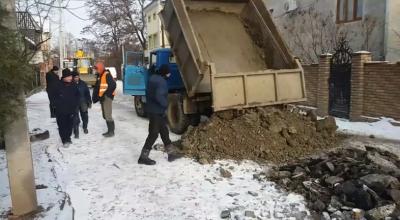 У водоканалі пояснили, чому проводили розкопки без дозволів на Оренбурзькій