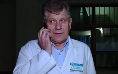 Продан відмовився звільняти скандального головлікаря Манчуленка