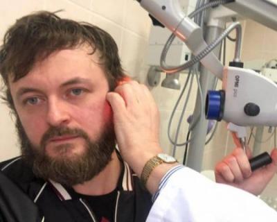 DZIDZIO розповів, чим йому загрожує травма вуха