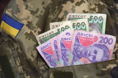 Зарплати військових зростуть щонайменше на 30%