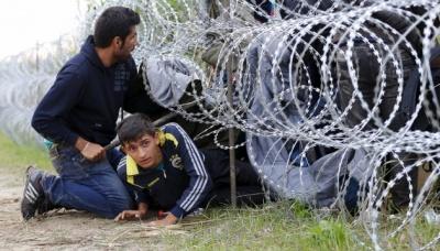 У Румунії затримали фуру з мігрантами