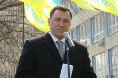 """""""Народний Рух України"""" висунув свого кандидата у президенти"""