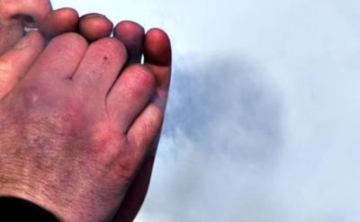 До львівської лікарні госпіталізували двох чоловіків з обмороженням