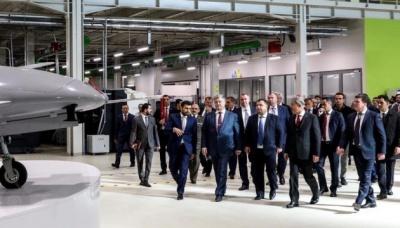 Україна підписала угоду про закупівлю ударних турецьких дронів