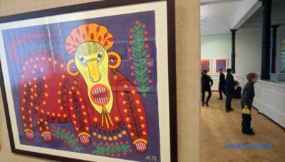 Картини української художниці оживуть у мультсеріалі