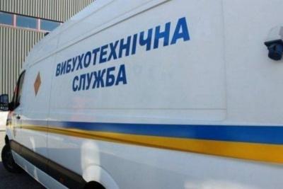 У Чернівцях у під'їзді будинку на бульварі поліція шукала вибухівку