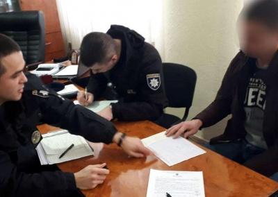 У Чернівцях затримали водія «Мерседеса», за яким раніше поліція влаштувала погоню