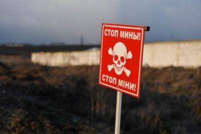 З початку війни на Донбасі на мінах загинули 269 цивільних осіб