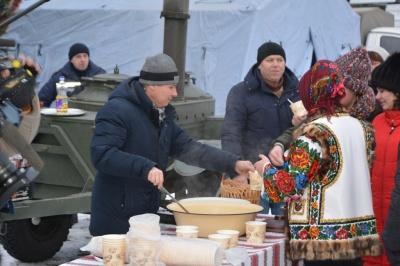 У Вашківцях рятувальники взяли участь у зйомках телепроекту каналу 1+1