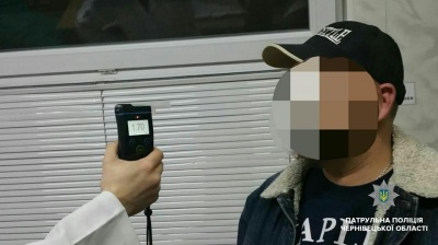 У Чернівцях минулого тижня патрульні затримали 19 п'яних водіїв