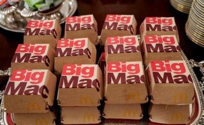 McDonald's втратив ексклюзивні права на Big Mac